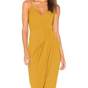 Women's V Neck Cocktail Party Dress